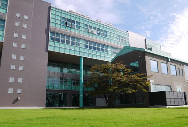 大富士病院の外観